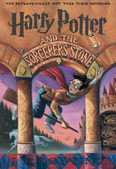 Harry Potter and the Sorcerer's Stone- Re-read. Buying the ebooks was kind of a hassle (and caused my husband a brief possible identify theft crisis), but it's so worth it. I still love it. This first one is so sweet and funny. So much love.