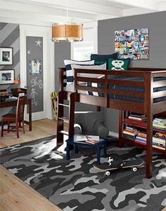 Boys Bedroom 13. Isa mira esta cama. @Isabel Padilla