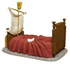 Peter Pan-Darling Nursery Bed Base (2000 Open Edition)