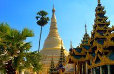 Mingalarba Myanmar- ein Tag in Yangon