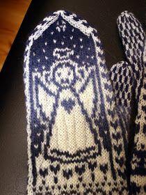 KARDEMUMMAN TALO: Enkelirasat Mittens, Christmas Sweaters, Gloves, Fingerless Mitts, Christmas Jumper Dress, Fingerless Mittens