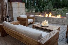 Rustic wooded retreat in Martis Camp: Lifeguard Shack Backyard, ideas, garden, diy, bbq, hammock, pation, outdoor, deck, yard, grill, party, pergola, fire pit, bonfire, terrace, lighting, playground, landscape, playyard, decration, house, pit, design, fireplace, tutorials, crative, flower, how to, cottages.