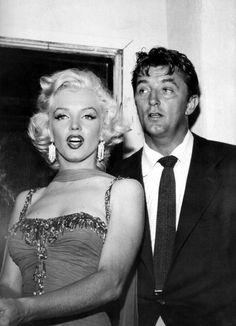 Monroe and Mitchum