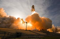 Liftoff of Space Shuttle Endeavour, 2009