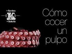 ¿Cómo cocer un pulpo?. koketo. Video #recetas de #platos @joao victorómicos elaborados por @chefkoketo. Puedes ver esta y otras #recetas en nuestro blog de #gastronomia http://koketo.es o bien siguiendones en twitter @Jorge Hdez Alonso. #koketo