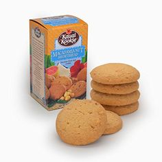 Hawaiian Kauai Kookie Home Style Cookies (Guava Macadamia) Mini Cookies, Oatmeal Cookies, Gourmet Recipes, Dog Food Recipes, Hawaiian Cookies, Guava Fruit, Macadamia Cookies, Master Baker, Quick Easy Meals