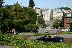 Lombard Street San Fran