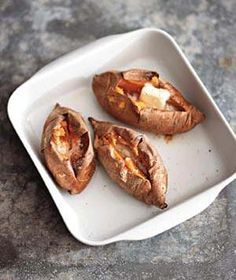 Baked Sweet Potatoes | RealSimple.com