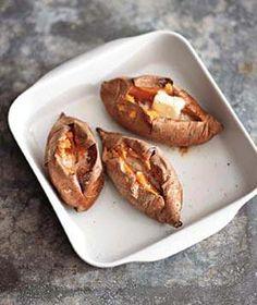 Baked Sweet Potatoes | RealSimple.com