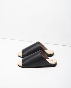 Drill Design x Mizutori  Geta Sandal