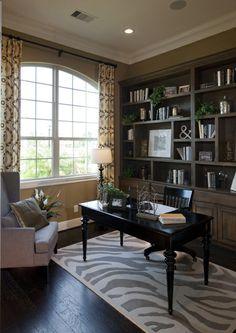 19 Simple Home Office Design Ideas – Home Decor Home Office Space, Simple House, Decor, Home, Home Office Furniture, Workspace Design, Home Office Design, Home Decor, Office Design