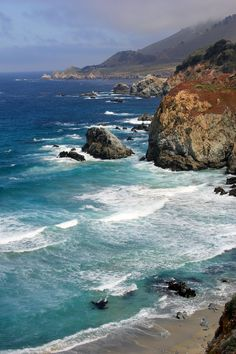 Pacific Coast Highway — My Life In Blog Years