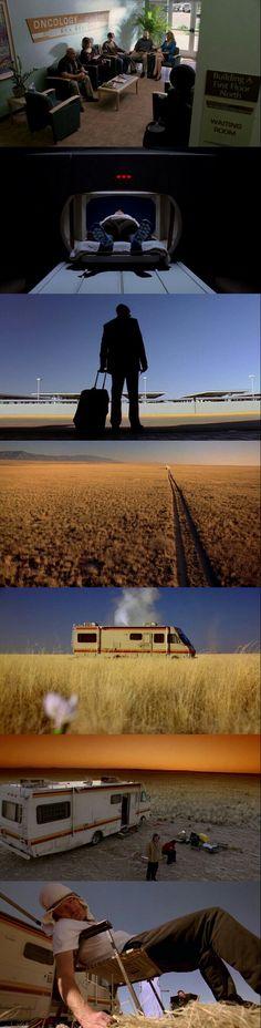 Breaking Bad Season 2 Episode 9 : 4 Days Out.