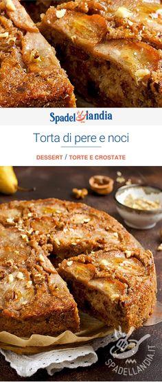 Italian Desserts, Italian Recipes, Burritos, Sweet Recipes, Cake Recipes, Fett, Banana Bread, French Toast, Bakery
