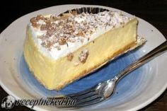 Érdekel a receptje? Kattints a képre! Hungarian Desserts, Hungarian Recipes, Hungarian Food, Ital Food, French Toast, Cheesecake, Goodies, Cooking Recipes, Sweets