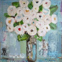 La Rose Blanche by Christy Kinard.