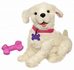 Discover FurReal Friends toys for kids such as the GoGo My Walking Pup and the new Dizzy Dancer Pets from Hasbro. Baby Doll Nursery, Baby Dolls, Puppy Barking, Little Live Pets, Baby Doll Accessories, Electronic Toys, Christmas Toys, Christmas Holidays, Real Friends