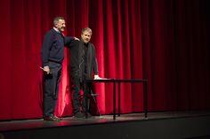 Re Lear, Incontro con Gabriele Lavia, regista e attore   Teatro Eliseo, 27 novembre 2015   Ph. Silvia Barone