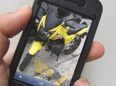 #moto pulsar 180 de #segundamano