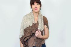 quills arrow shawl