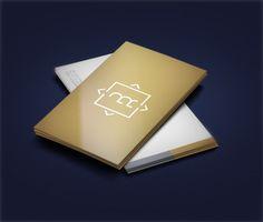 RR Improvements Corp / Logo & Business Card by Yanca Naho, via Behance