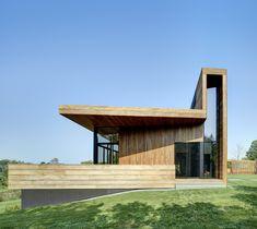 Великолепный дом в дюнах восточного Лонг-Айленда от Bates Masi Architects
