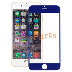 Apple iPhone 6 Front Screen Outer Glass Lens(Dark Blue) http://www.laimarket.com/apple-iphone-6-front-screen-outer-glass-lensdark-blue-p-3038.html