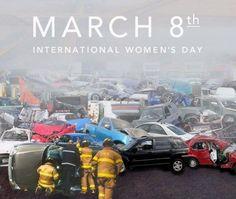March 8th International Women's Day