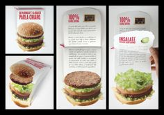 MacDonald Leaflet 580x409 Advertising Designs to Inspire Your Creativity