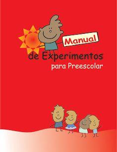EnAnOSaLTaRíN: MANUAL DE EXPERIMENTOS PARA PREESCOLAR