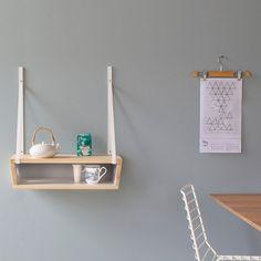 Fancy - Miro Shelf-Tray by Formabilio