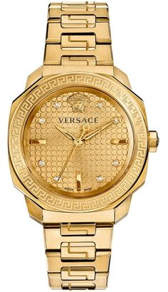 d6c5c8b852 Discover the new Versace Women s Watches line. Enjoy your time with a  luxury watch