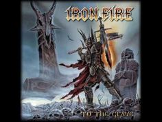 Title: The Battlefield Artist: Iron Fire Album: To the Grave Power Metal Bands, Wiccan, Rock Music, Rock Bands, Beast, Iron, Film, Artist, Evolution