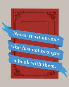 Lemony Snicket Quote Poster by Elizabeth Brown, via Behance