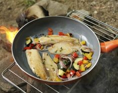 Food Ideas For Base Camp Meals And Trail Camping