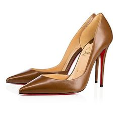 Christian Louboutin Italy Official Online Boutique - IRIZA NAPPA SHINY 100 Indiana Lambskin available online. Discover more Women Shoes by Christian Louboutin