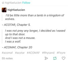 """""""Remember that you are a wolf. And you cannot be caged."""" -AOWAR"""