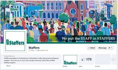 Mississippi staffing firm, Staffers, rolled out a new Facebook timeline that provides a sneak preview of their new site. Stay tuned over the next few weeks to see their new site!