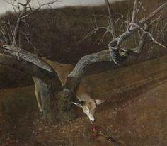 Jacklight - (Andrew Wyeth)
