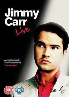 Jimmy Carr Live [DVD] [2004] Channel 4 DVD https://www.amazon.co.uk/dp/B000F46UAK/ref=cm_sw_r_pi_dp_U_x_2yyiAbT82NNPB