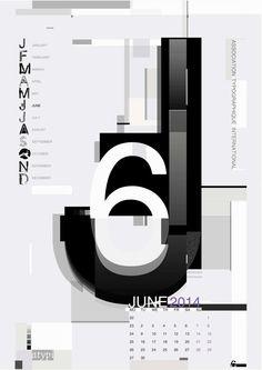 Дизайн-проект календарь on Behance
