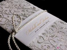 Custom birthday invitations SAMPLE  Elegant by InvitationsbyTango, $8.95