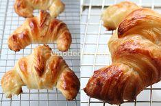 Croissant, Cruasán http://www.unodedos.com/recetario-de-cocina/croissant-cruasan-como-hacer-cruasanes-caseros/