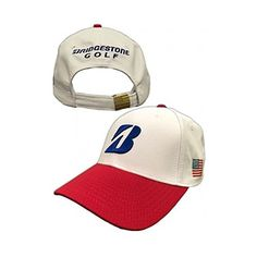 c4b8f9b29d1 Bridgestone 2016 US Open Golf Cap (RED