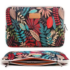 CoolBELL Inch Laptop Sleeve Case with Colorful Leaves Pattern Ultrabook Sleeve MacBook Bag for Acer/Asus/Dell/iPad Pro/Lenovo/MacBook Pro/MacBook Air/Surface Pro Macbook Bag, Diy Laptop, Laptop Bag, Laptop Brands, Best Laptops, Computer Bags, Ipad Pro, Ipad Tablet, Travel Backpack