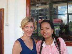 """Meet Noi  Meet Noi. Her name means """"Small"""" but she is doing BIG things for CleanBirth.org to make birth safer in Laos."""