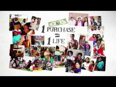 #FairTuesday: 1 Purchase = 1 Life   Find out why I'm blowing up the feed...
