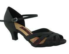 Natural Spin Tango Salsa Shoes/Tango Shoes/Fashion Shoes(Small Open Toe):  T1315