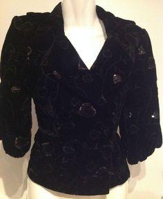 Sequin Evening Jackets