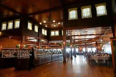 At Mohonk Mountain House, a chef works his magic